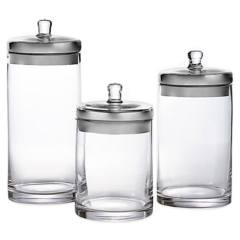 Bed Bath And Beyond Kitchen Canisters
