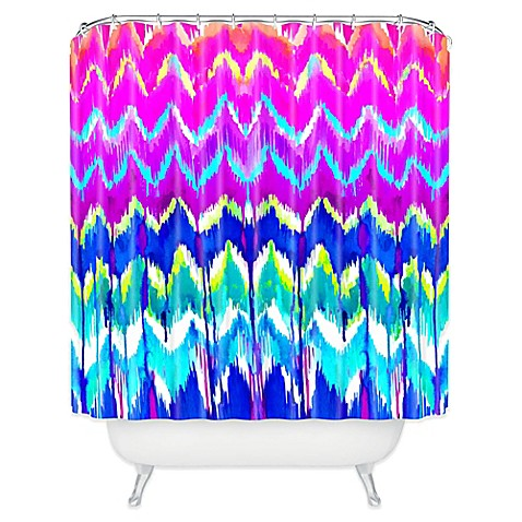 Buy Deny Designs Holly Sharpe Summer Dreaming Shower Curtain From Bed Bath Beyond