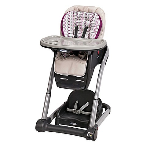 graco 174 blossom 4 in 1 high chair seating system in nyssa