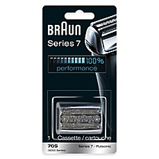 image of Braun®  Electric Shaver System Replacement Head