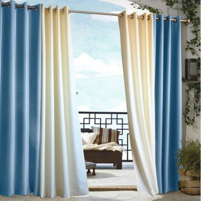 Outdoor Curtains Screens Outdoor Curtain Panels Bed Bath Beyond