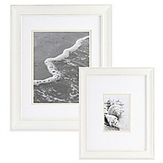 White Wall Frames gallery frames - wall frames, frame sets, mix and match frames