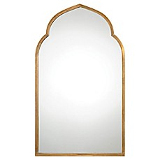 image of Uttermost Kenitra Arch Large Mirror in Gold