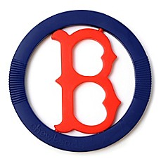 image of chewbeads® MLB Boston Red Sox Gameday Teether
