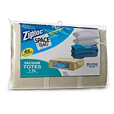 image of Ziploc® Space Bag® Under Bed Storage