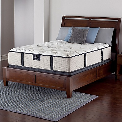 Buy Serta Perfect Sleeper Pederson Plush Twin Mattress Set From Bed Bath Beyond