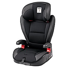 image of Peg Perego Viaggio HBB 120 Booster Seat in Licorice