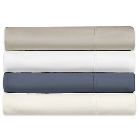 600 thread count cotton sateen california king sheet bed for What is thread count in sheets