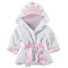 image of Baby Aspen Little Princess Hooded Spa Robe