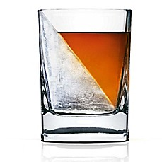 image of Corkcicle® Whiskey Wedge with Glass