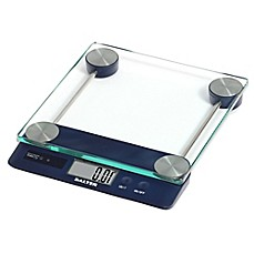 image of Salter Touchless Tare Digital Kitchen Food Scale