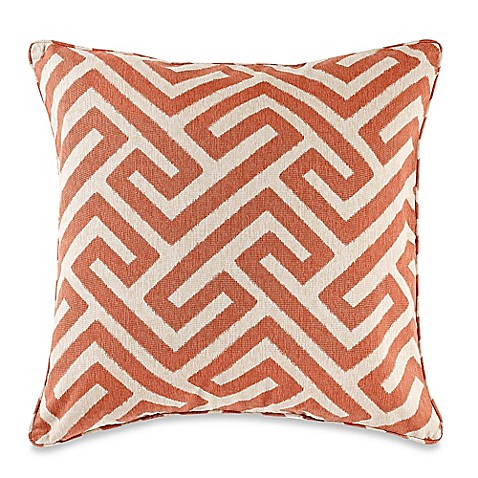 Keyes Decorative Pillow : Make-Your-Own-Pillow Keyes Square Throw Pillow Cover - Bed Bath & Beyond