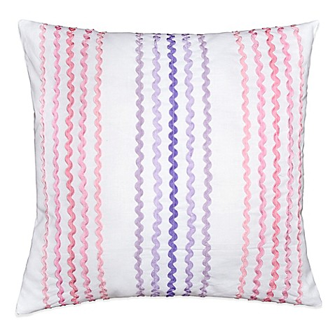 Hayley Striped Throw Pillow - Bed Bath & Beyond