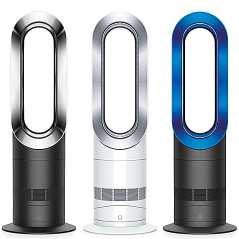 dyson am09 hot + cool fan heater » bed bath & beyond video