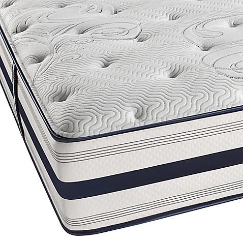 Buy Beautyrest Ultra Carramore Plush Twin Mattress From Bed Bath Beyond