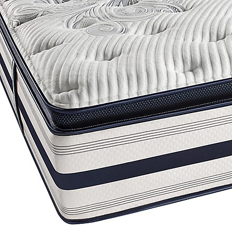 Buy Beautyrest Recharge Windchase Plush Pillow Top Twin Mattress From Bed Bath Beyond