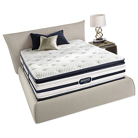 Buy Simmons Beautyrest Recharge Kildaire Park Plush Pillow Top Twin Xl Mattress From Bed Bath