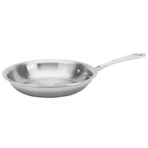 triply stainless steel 8inch omelette pan - Calphalon Tri Ply Stainless Steel