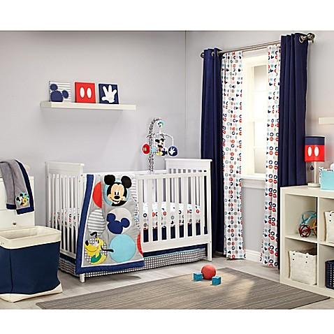 Disney reg  Mickey  39 s Best Buddies Crib Bedding Collection. Disney  Mickey s Best Buddies Crib Bedding Collection   buybuy BABY