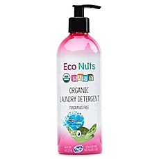 image of Eco Nuts 10 oz. Organic Baby Liquid Laundry Soap