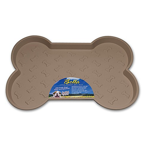 Bella Spill Proof Dog Mat Large