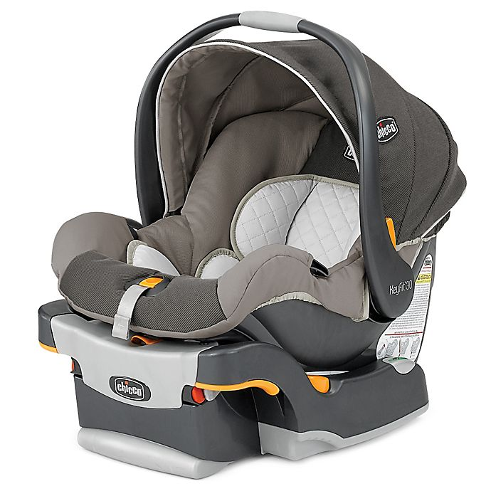 Alternate image 1 for Chicco® KeyFit® 30 Infant Car Seat in Papyrus™