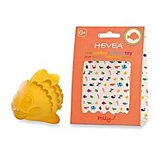 image of Hevea® Polly the Fish Bath Toy in Yellow