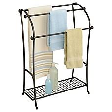 Bath Towel Racks Stands Holders Amp Warmers Bed Bath