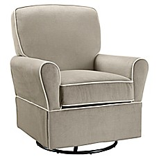 image of Bebe Confort® Milan Swivel Glider in Taupe  sc 1 st  buybuy BABY & Gliders Rockers u0026 Recliners - buybuy BABY islam-shia.org