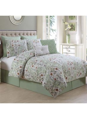 Evangeline 8 Piece Comforter Set Bed Bath Amp Beyond
