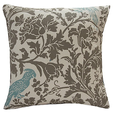 Should I Throw Away Old Pillows : Hugo Square Throw Pillow (Set of 2) - Bed Bath & Beyond