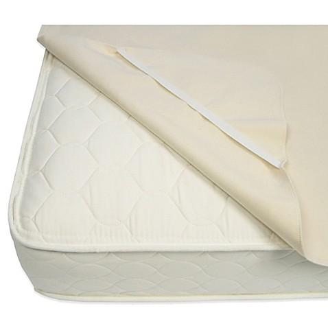Naturepedic 174 Organic Cotton Waterproof Protector Pad With