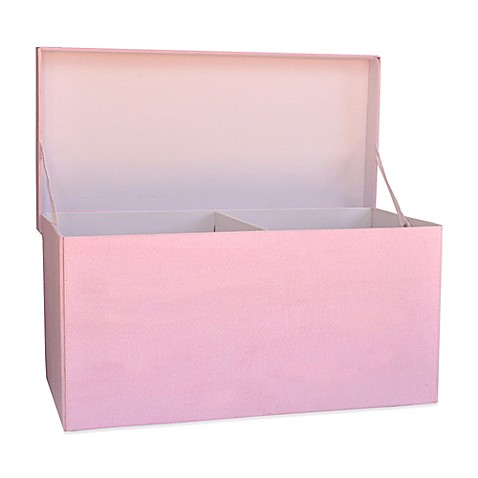 Buy Jj Cole Storage Bench In Pink From Bed Bath Beyond