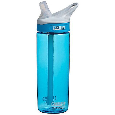 buy camelbak eddy 6 liter water bottle in blue from bed bath beyond. Black Bedroom Furniture Sets. Home Design Ideas