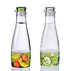 image of Prodyne 50 oz. Fruit Infusion Flavor Carafe