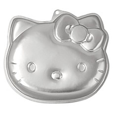 image of Wilton® Hello Kitty® Cake Pan