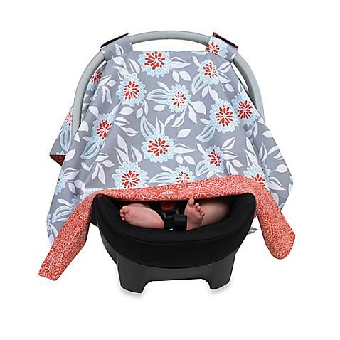 Balboa Babyu0026reg; Car Seat Canopy in Grey Dahlia  sc 1 st  buybuy BABY & Balboa Baby® Car Seat Canopy in Grey Dahlia - buybuy BABY