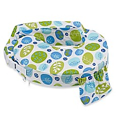 image of My Brest Friend Original Nursing Pillow in Leaf