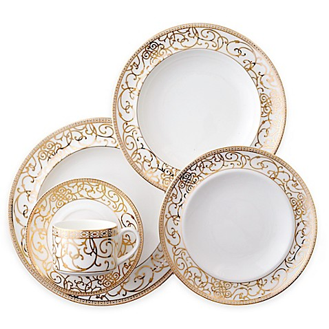 CRU by Darbie Angell Athena Dinnerware Collection  sc 1 st  Bed Bath \u0026 Beyond : athena dinnerware - pezcame.com