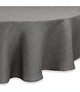 Mantel Redondo para Mesa Noritake® en gris