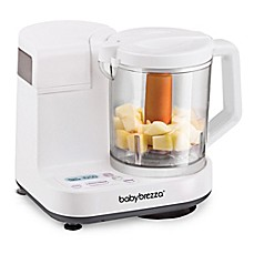 image of babybrezza®  Glass One Step Baby Food Maker
