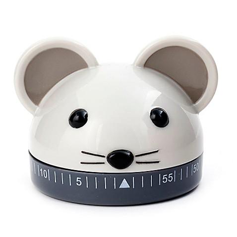 Awesome Kikkerlandu0026reg; Mouse Kitchen Timer ...