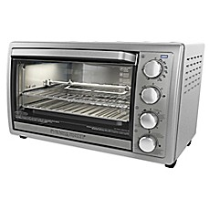 image of Black & Decker® 9-Slice Rotisserie Convection Oven