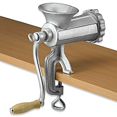 image of Meat Grinder and Sausage Stuffer