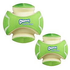 image of Chuckit!® Kick Max Glow Fetch Toy in Green