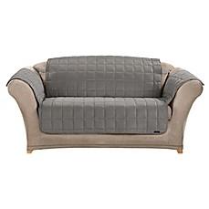 Sure Fit® Water Repellant Pet Furniture Cover