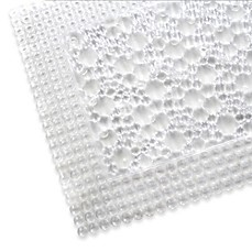 image of Fuse Bath Mat in Clear