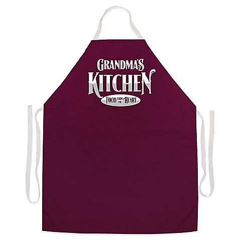 Buy L A Imprints Quot Grandma S Kitchen Quot Novelty Apron In