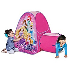 image of Disney® Princess Hide About Play Tent with Tunnel