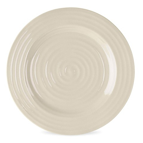 Sophie Conran for Portmeirionu0026reg; Dinner Plates in Pebble (Set ...  sc 1 st  Bed Bath u0026 Beyond : bed bath and beyond dinner plates - pezcame.com